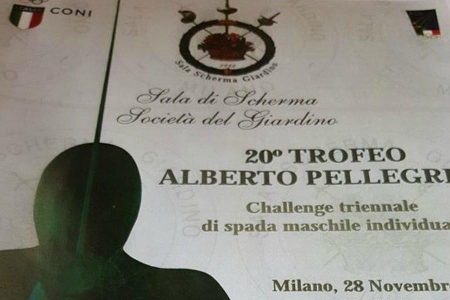 Milano al giardino il trofeo pellegrino 2015 for Giardino trofeo