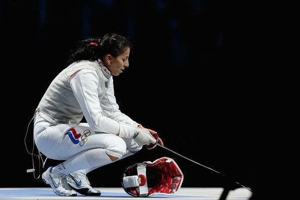 Aida+Shanaeva+Olympics+Day+6+Fencing+jvFbke1BCgCl